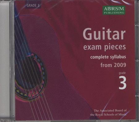Guitar Exam Pieces Grade 3 (CD)