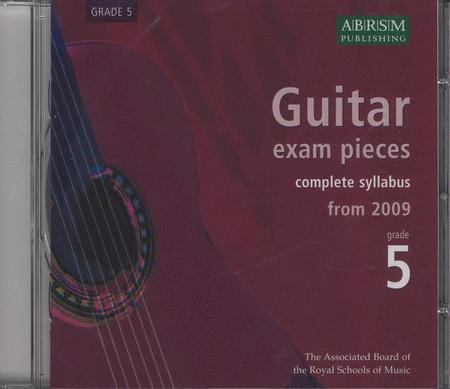 Guitar Exam Pieces Grade 5 (CD)
