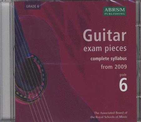 Guitar Exam Pieces Grade 6 (CD)