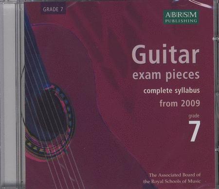 Guitar Exam Pieces Grade 7 (CD)