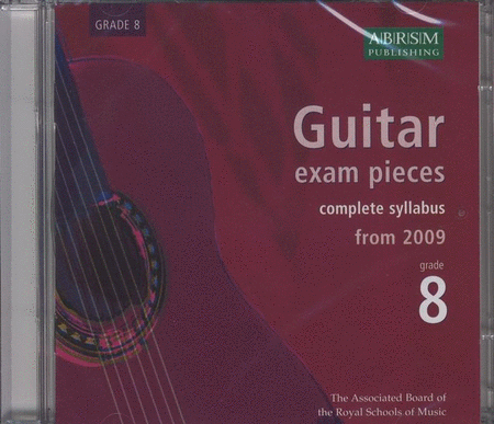 Guitar Exam Pieces Grade 8 (CD)