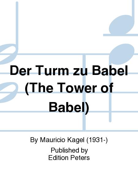 Der Turm zu Babel (The Tower of Babel)