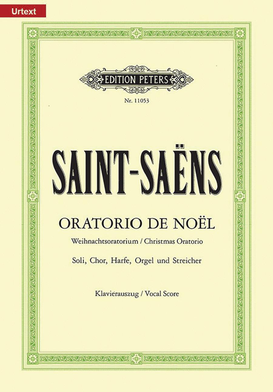 Christmas Oratorio Op. 12