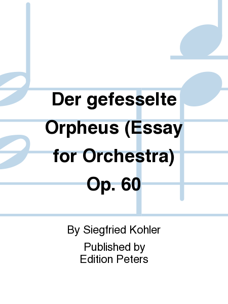 Essay for orchestra
