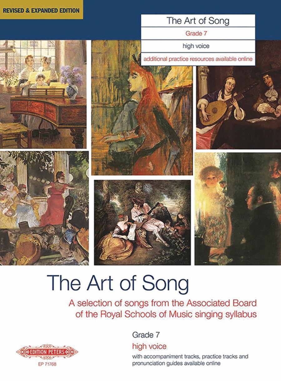 The Art of Song (Grade 7, high voice)