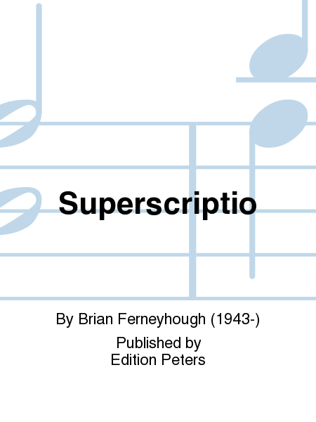 Superscriptio