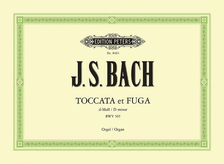 Toccata and Fugue in d minor BWV 565