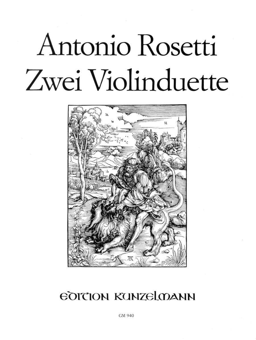 2 Violin Duets