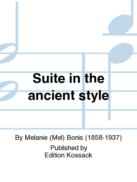 Suite in the ancient style
