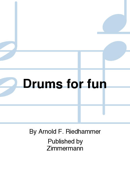 Drums for fun