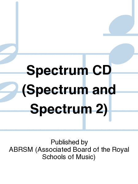 Spectrum CD (Spectrum and Spectrum 2)