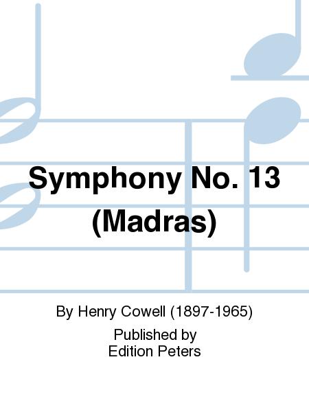 Symphony No. 13 (Madras)