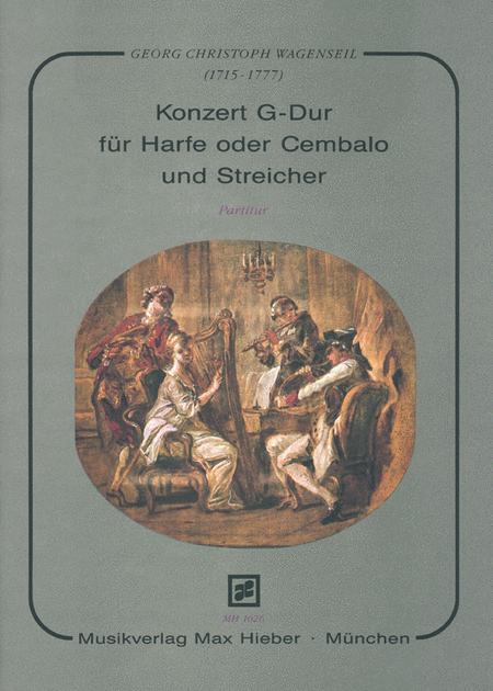 Concerto for Harp (or Harpsichord) in G Major
