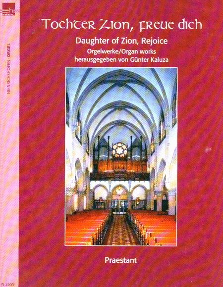Daughter of Zion, Rejoice