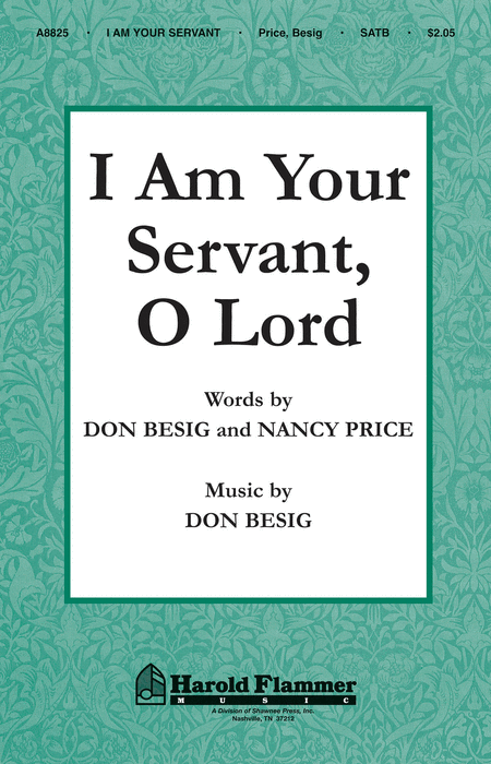 I Am Your Servant, O Lord