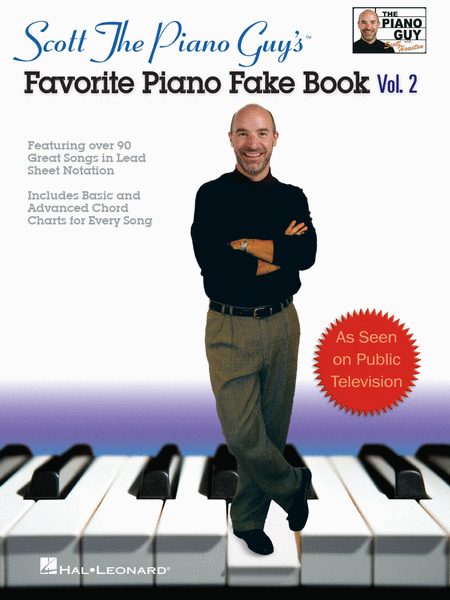 Scott the Piano Guy's Favorite Piano Fake Book - Volume 2