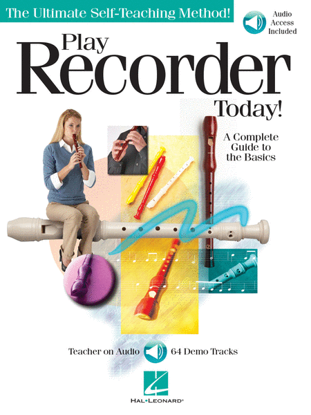 Play Recorder Today