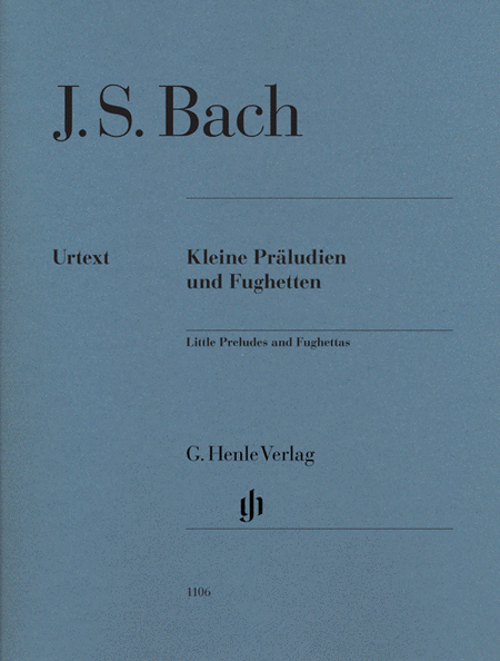 J.S. Bach: Little Preludes And Fughettas