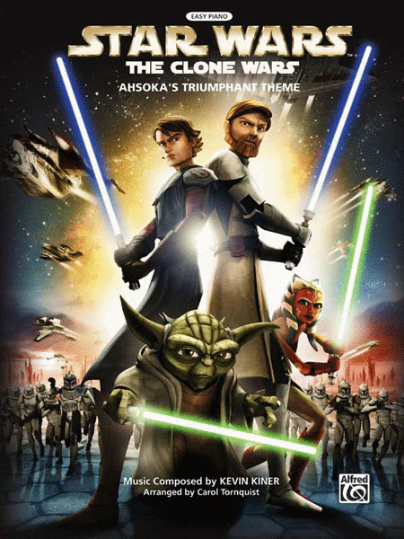 Ahsoka's Triumphant Theme (from Star Wars: The Clone Wars)