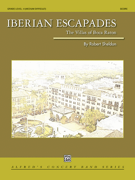 Iberian Escapades (score only)