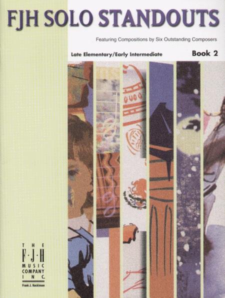 FJH Solo Standouts, Book 2