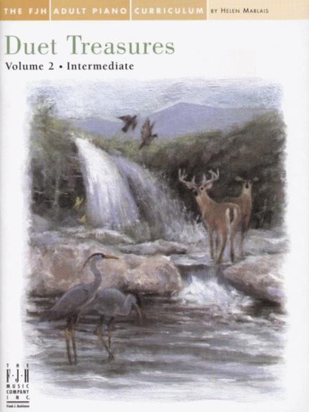Duet Treasures, Volume 2 (NFMC)