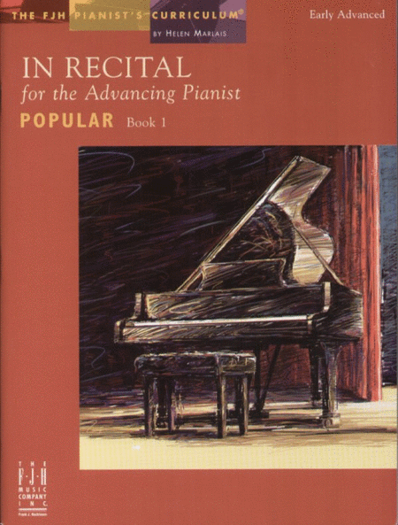 In Recital! for the Advancing Pianist, Popular, Book 1