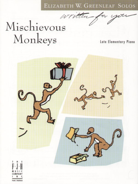 Mischievous Monkeys (NFMC)