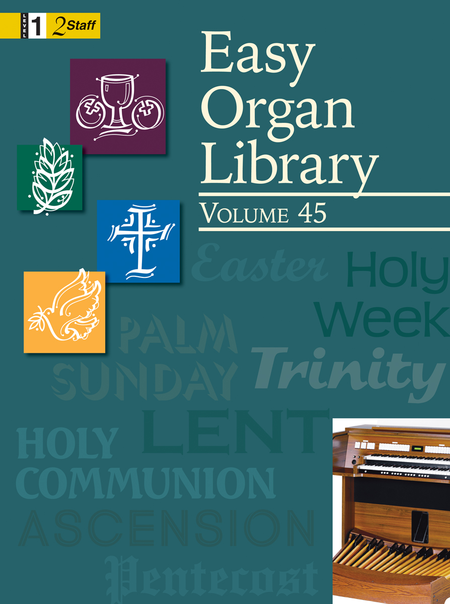 Easy Organ Library, Vol. 45