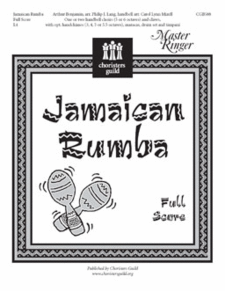 Jamaican Rumba - Full Score and Parts