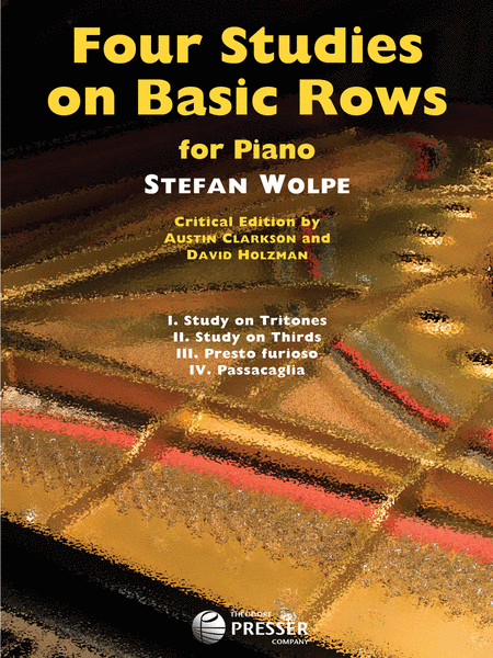 Four Studies On Basic Rows
