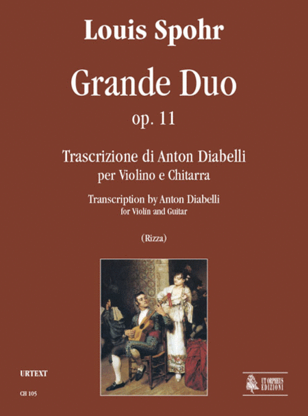 Grande Duo Op. 11