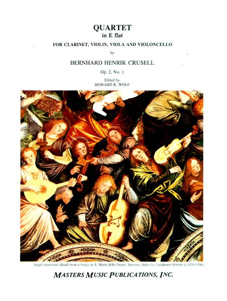 Quartet in E Flat (Op.2, No.1)
