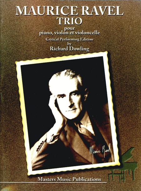 Maurice Ravel Trio