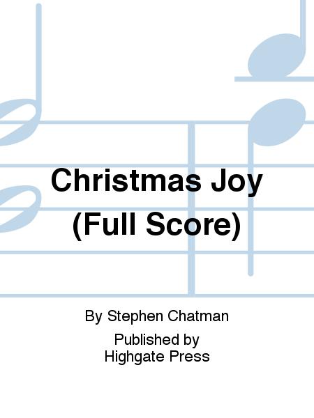 Christmas Joy (Full Score)