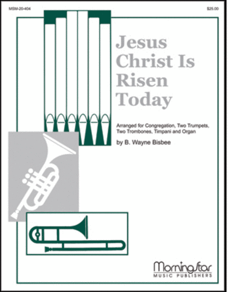 Jesus Christ Is Risen Today (Easter Hymn)