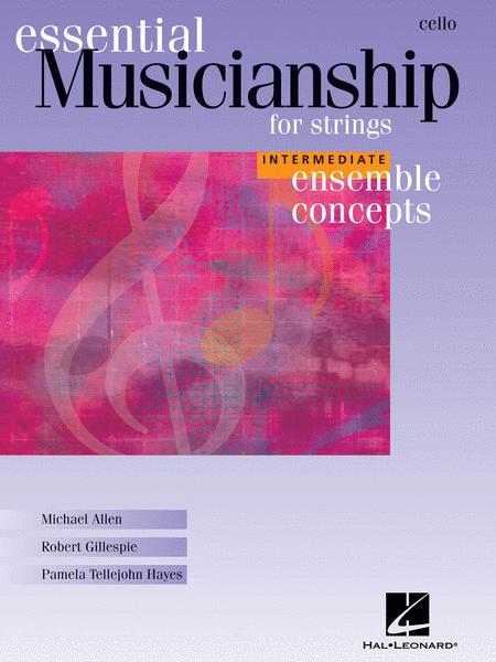 Essential Musicianship for Strings - Ensemble Concepts