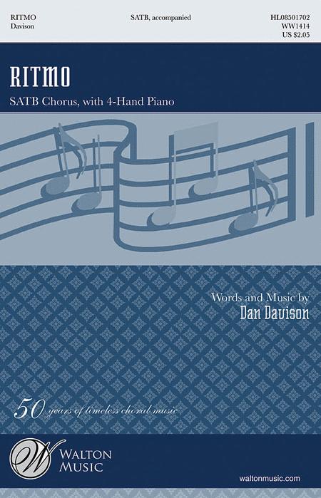 Ritmo (Vocal Score)