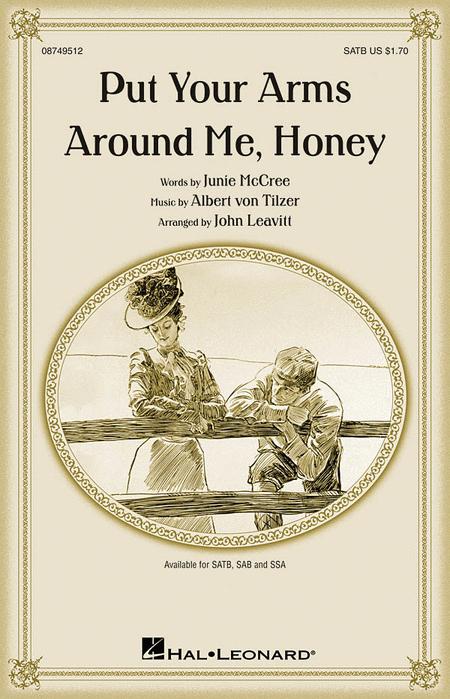 Put Your Arms Around Me, Honey