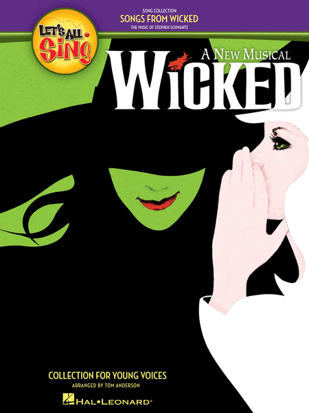 Let's All Sing Songs from Wicked