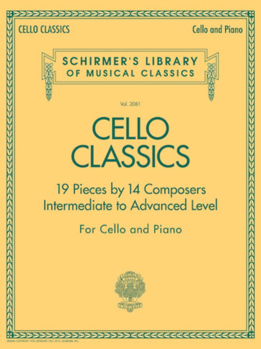 Cello Classics