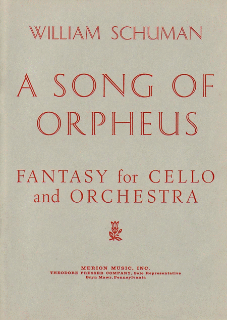 A Song of Orpheus