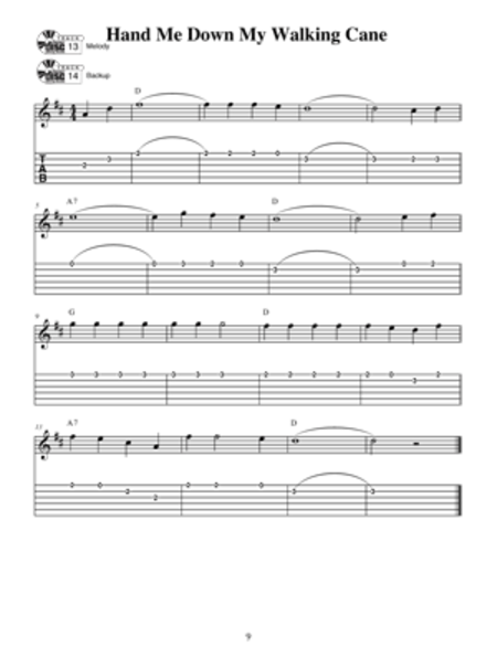 First Jams: Flatpicking Guitar
