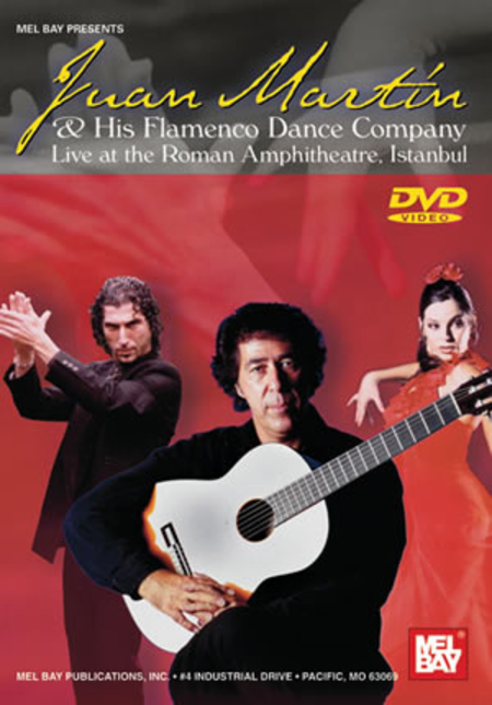 Juan Martin & His Flamenco Dance Company