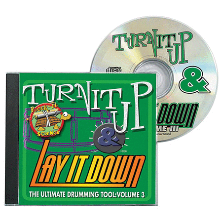 Turn It Up & Lay It Down, Vol. 3 - Rock-It Science