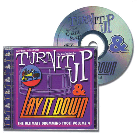 Turn It Up & Lay It Down, Vol. 4 - Baby Steps to Giant Steps