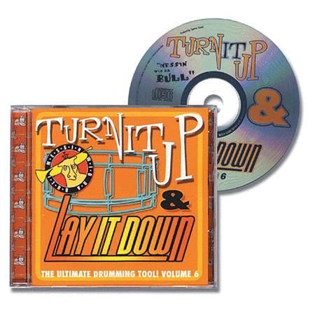 Turn It Up & Lay It Down, Vol. 6 - Messin' Wid Da Bull