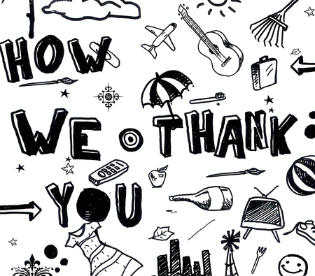 How We Thank You