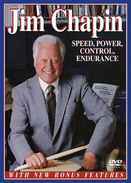 Jim Chapin -- Speed, Power, Control, Endurance