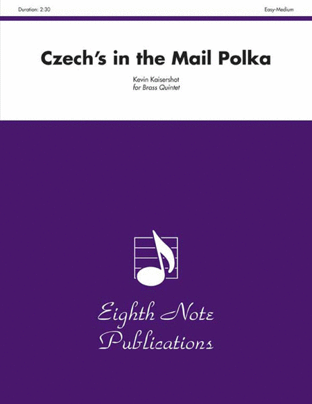 Czech's in the Mail Polka